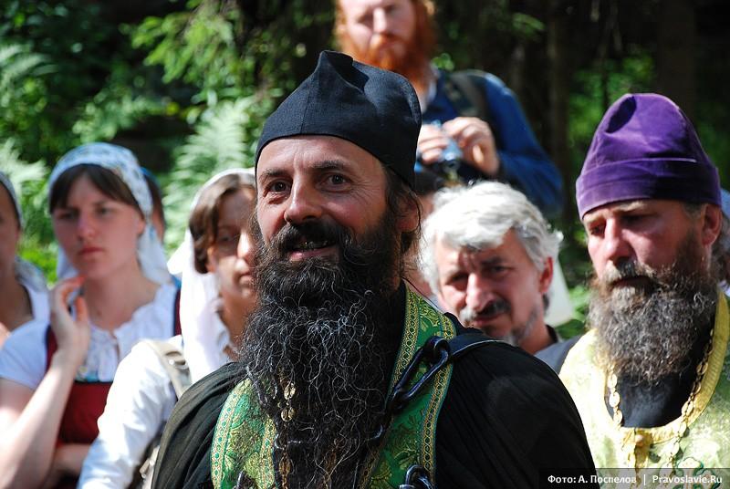 Игумен Иоанн (Титов). Фото: Антон Поспелов / Православие.Ru