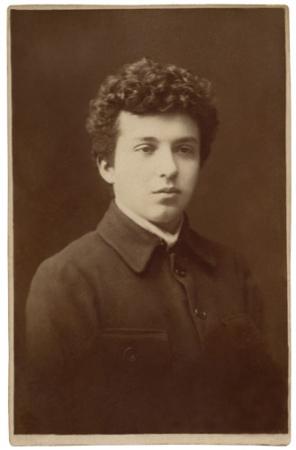 Антон Керсновский, во время обучения за границей, середина 1920-х годов