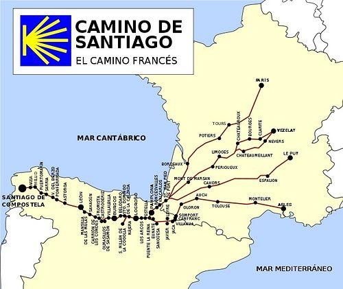 Сегодня «Путь святого апостола Иакова» представляет собой целую серию маршрутов разной сложности и разной продолжительности: от нескольких десятков до нескольких сотен километров