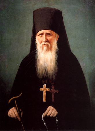 St. Ambrose (Grenkov), elder of Optina.