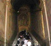 Рим. Святая лестница Латеранского собора