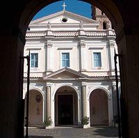 Рим. Церковь свв. мч. Вонифатия и прав. Алексия, человека Божия