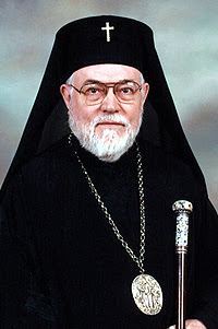 Archbishop Nathaniel of Detroit and the Romanian Episcopate, OCA.