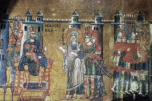 Апостол Петр перед Иродом