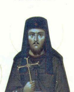 Cвятой мученик Герасим Карпенисийский