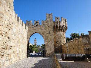 Дворец Магистра, остров Родос