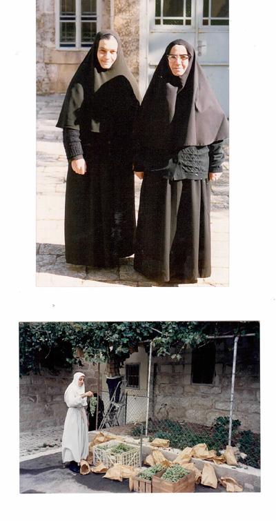 Матушки Тамара и Феоктиста, <br/> матушка Вероника