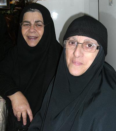 Матушка Вероника и матушка Рафаила