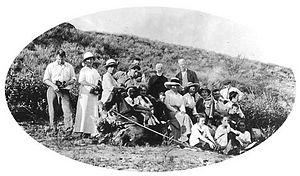 Американские миссионеры