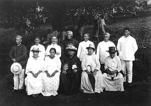 Совет по международной миссии Лондонского миссионерского общества