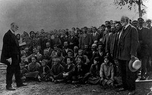 Совместная молитва греческих протестантов
