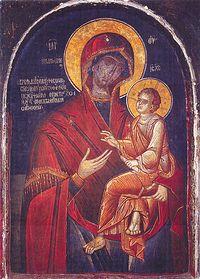Икона Божией Матери Скоропослушница, Дохиар