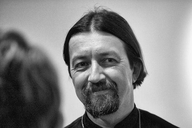Протоиерей Максим Козлов, фото А.Бурый