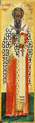 St. Pancratius.