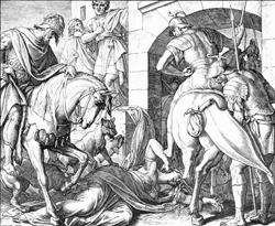 Страшная смерть Иезавели - урок всем растлителям