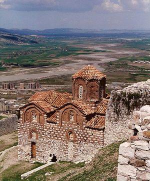 Храм Святой Троицы в Берате