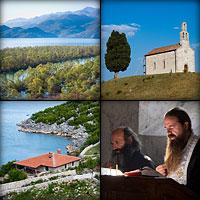 Духовный маяк на Скадарском озере