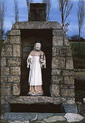 Святой Гервей Плувьенский. Лануарно