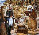 Сказание о военном посетителе отца Серафима, сообщенное иеромонахом Иоасафом (Толстошеевым) в 1849 году