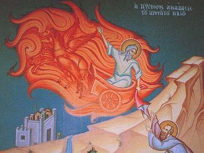 Восходили ли Енох и Илия на небо?