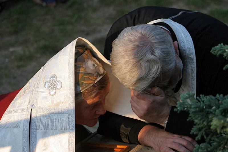 69373.b Всемирното Православие - СВЕТАТА ПЛАНИНА ГРАБАРКА