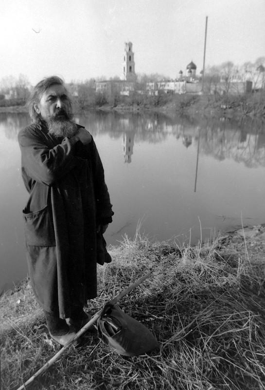 Дивеево. 1993 г. Фото: Геннадий Михеев