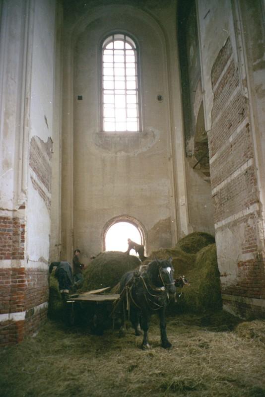 Дом престарелых. Тверская область,  г. Кимры. Фото: Геннадий Михеев