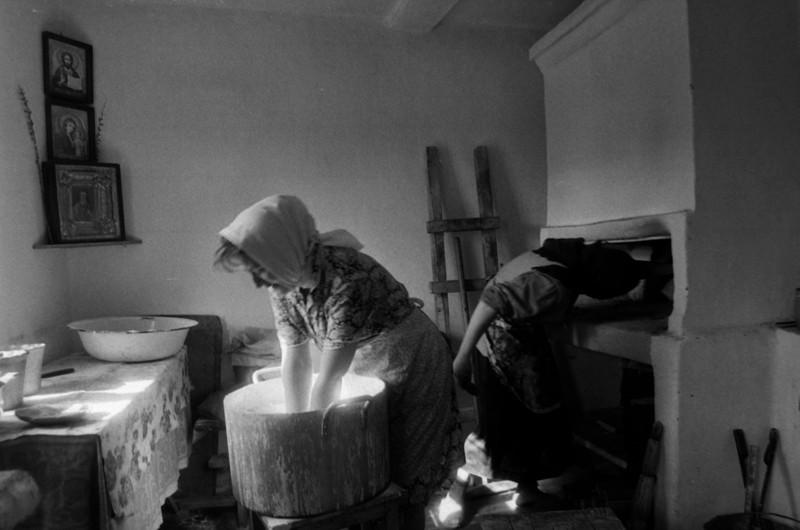 Село Зимовеньки. 1998  Белгородская область, 1998 г. Фото: Геннадий Михеев