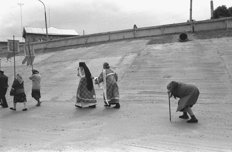 Козьмодемьянск. 1998 Марий-Эл, 1998 г. Фото: Геннадий