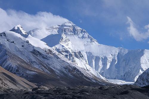 Эверест – самая высокая точка планеты (8 884 м)