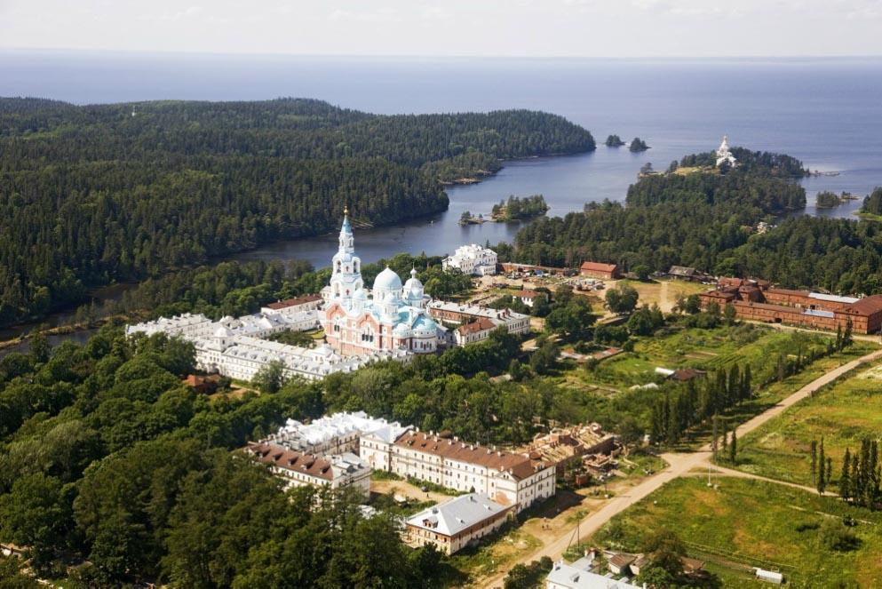 Резултат слика за вааламски манастир
