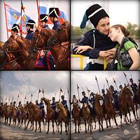 Конный поход Москва – Париж 1812-2012