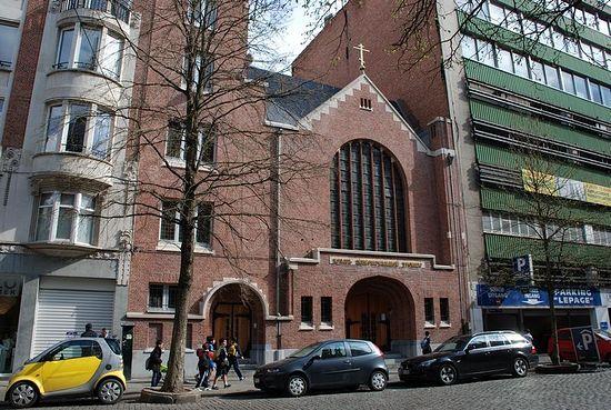 Церковь Святой Троицы (Брюссель)