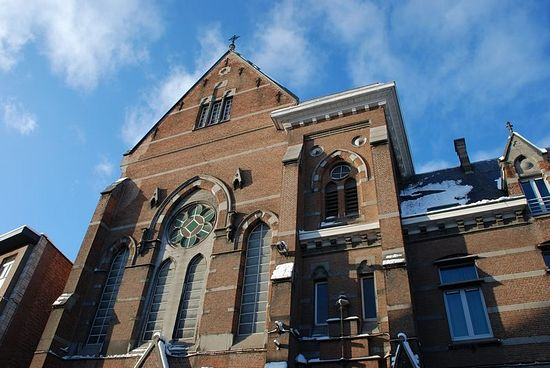 Приход святого апостола и евангелиста Матфея в Лёвене, Бельгия