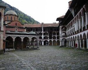 The Monastery of St. John of Rila.