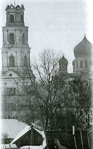 У совјетско време вероватно није било ужаснијег симбола разарања Руске Цркве него што је Дивјејевски манастир.