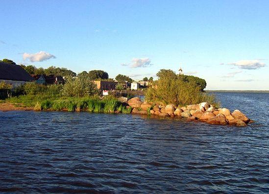 Остров Талабск