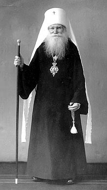 Священноисповедник Николай (Могилевский), митрополит Алма-Атинский и Казахстанский. Дни памяти: 12 / 25 октября, а также первое воскресенье после 25 января