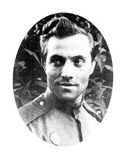 Иван Воронов на войне