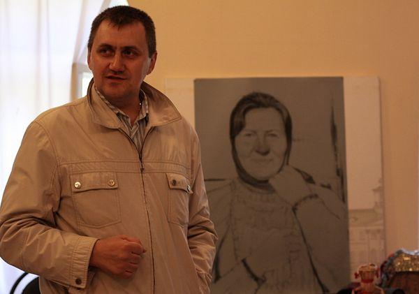 Виктор Маторин. Фото: Юлия Руденко