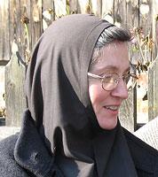Монахиня Корнилия (Рис)