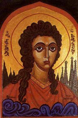 Сятая мученица Евлалия Барселонская