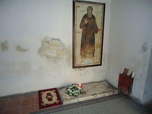 Могилка святого Космы (Коликандаси, Албания)