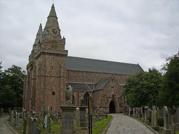 Кафедральный собор преп. Макария (Шотландская пресвитерианская церковь)