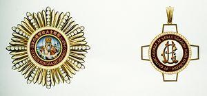 Статуты ордена и медали святого равноапостольного Николая, архиепископа Японского/www.patriarchia.ru
