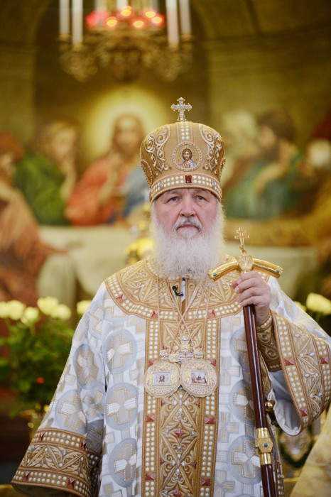 Церковные торжества в честь 200-летия победы в Отечественной войне 1812 года