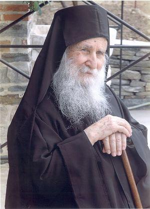 Иосиф Ватопедский, ученик старца Иосифа Исихаста