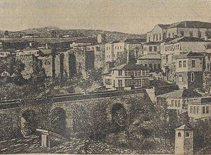 Трапезунд в начале XX века