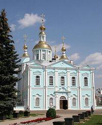 Тамбов, кафедральный Спасо-Преображенский собор