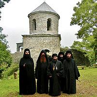Монастырь Джумати